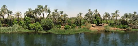 Nile Royalty Free Stock Photos