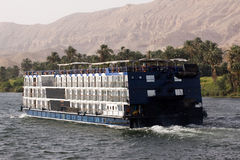Nile cruise Royalty Free Stock Images