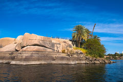 nile Egipt obrazy royalty free