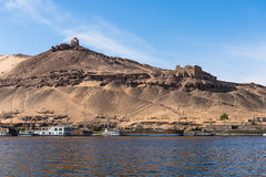 Nile. Egypt Royalty Free Stock Photo