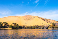 Nile. Egypt Stock Images