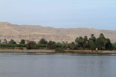 The Nile in Egypt Royalty Free Stock Photography