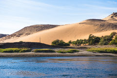 Nile. Egypt Royalty Free Stock Photography