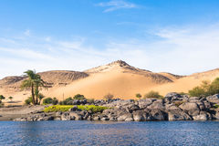 Nile. Egypt Royalty Free Stock Images