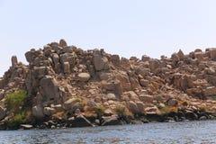 Nile flod arkivfoton