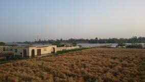 Nile flod Arkivbilder