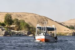 Nile fun Stock Photography
