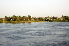 Nile nature Royalty Free Stock Photos