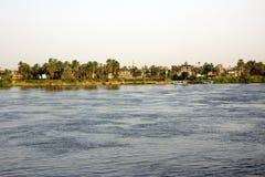 Nile nature Royalty Free Stock Photos