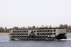Nile navigation Stock Photography