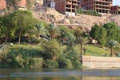 Nile River foto de archivo libre de regalías