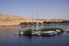 Nile river Stock Photos