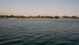 Nile river Stock Image