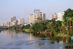Nile river Royalty Free Stock Photo