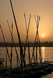 Nile River Royalty Free Stock Photos