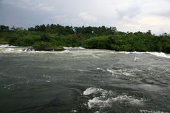 Nile River - Bujagali Stock Photography