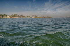 Nile river in Egypt Stock Photos
