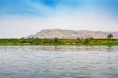 Nile river. Egypt Stock Images