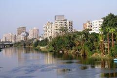 nile rzeka Zdjęcie Royalty Free