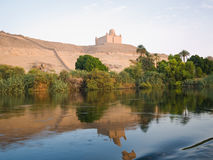 Nile scenes Royalty Free Stock Images
