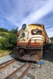 Niles Canyon Locomotive Imagen de archivo