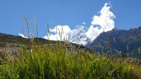 Nilgiri, Nepal Royalty Free Stock Photo