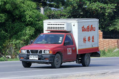 Nim see seng cold truck Royalty Free Stock Photos