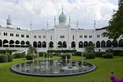 Nimb Palace. Nimb, moorish palace in Tivoli, Copenhagen Royalty Free Stock Image