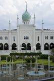 Nimb Palace. Nimb, moorish palace in Tivoli, Copenhagen Royalty Free Stock Photography