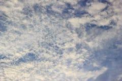 Nimbus καλύπτει τον ουρανό στοκ εικόνα με δικαίωμα ελεύθερης χρήσης