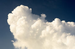 Nimbus in Cloudscape Royalty Free Stock Image