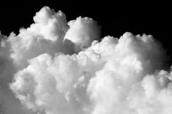 Nimbus in Cloudscape Royalty Free Stock Photo