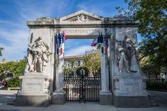 Nimes, France Stock Image