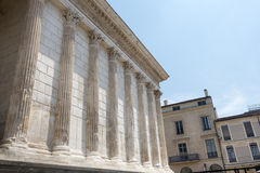 Nimes: Maison Carree Stock Photography