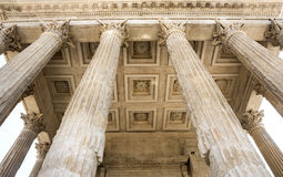 Nimes: Maison Carree Royalty Free Stock Images
