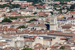 Nimes Provence France Royalty Free Stock Photography