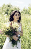 Nimfa van de zomer Royalty-vrije Stock Foto's