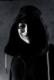Anônimo Imagens de Stock