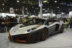 Nimrod AventiRosso Lamborghini Aventador Fotografia de Stock Royalty Free