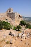 Nimrod fortress. Royalty Free Stock Photography