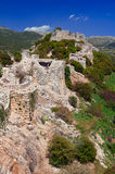 Nimrod Fortress Stock Images