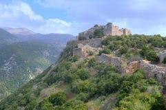 Nimrod fortress Royalty Free Stock Photos