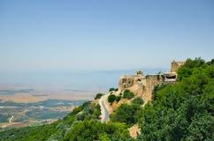 The Nimrod Fortress Stock Image