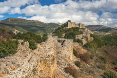 Free Nimrod Fortress, Golan Heights, Israel Royalty Free Stock Photos - 85910098