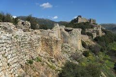 Nimrod Fortress Royalty Free Stock Image