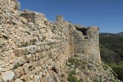 Nimrod Fortress Stock Image