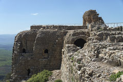 Nimrod Fortress Stock Photo