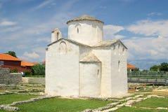 Nin大教堂 库存图片
