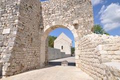 Nin, Chorwacja Zdjęcia Stock