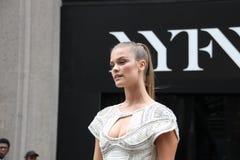 Nina agdal Royalty Free Stock Image